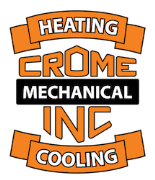 Crome Mechanical Heating & Cooling, the best AC repair in Rockford MI!